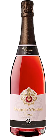 Rosé is fruity! Segura Viudas Cava is for your fruity-fun-loving friends.