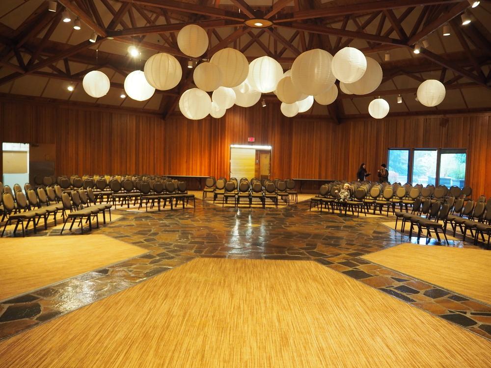 Half Dome Hall