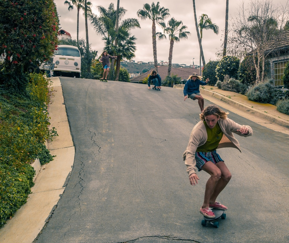 Southern California based  Bureo  makes fish-shaped skate boards and sunglasses out of recycled fish net. Skating on land to protect the ocean. Who doesn't want that?