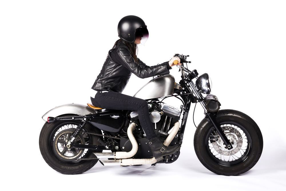 Portland based  Strange Vacation  is the first on the scene to make modern motorcycle wear for women. We believe this is a whole new category of adventure that's just begun to warm up and hit the main road.
