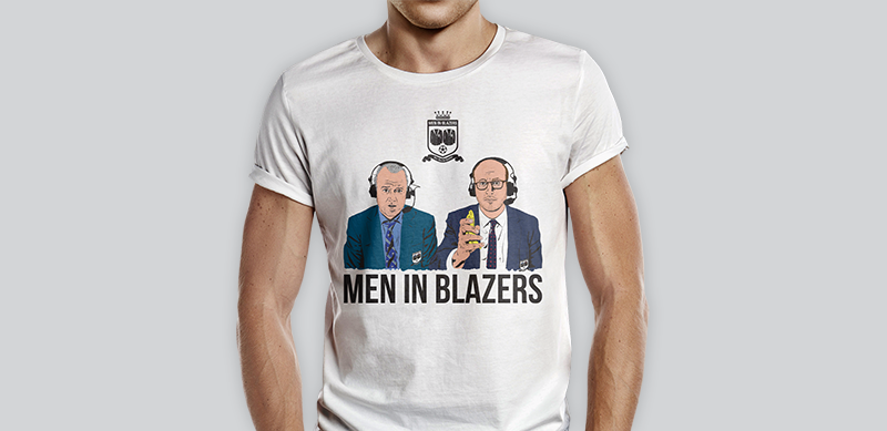 Men in Blazers 2018/19