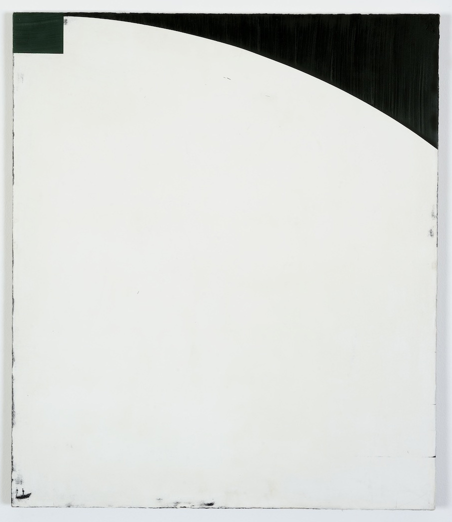 Untitled  2010  Oil on gesso board  71 x 61 cm / 28 x 24 in
