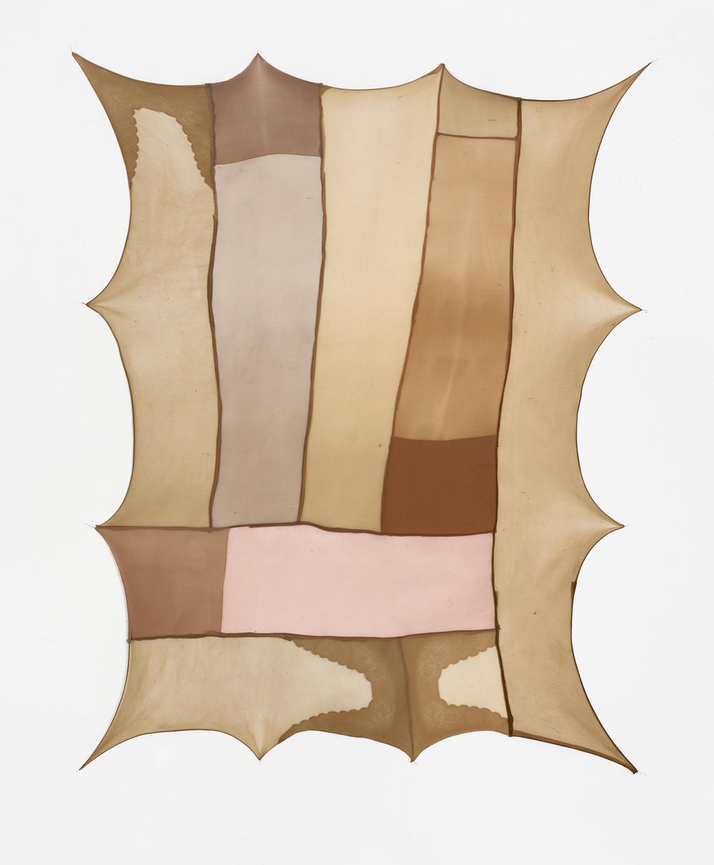 Chacaresse  2013  90% nylon, 10% elastane, fabric stiffener  140 x 120 cm / 55.1 x 47.2 in