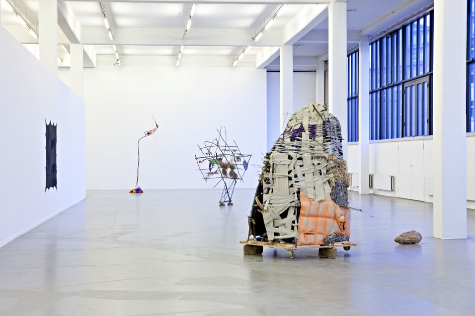 Household Installation view Kunstverein Hamburg 2012