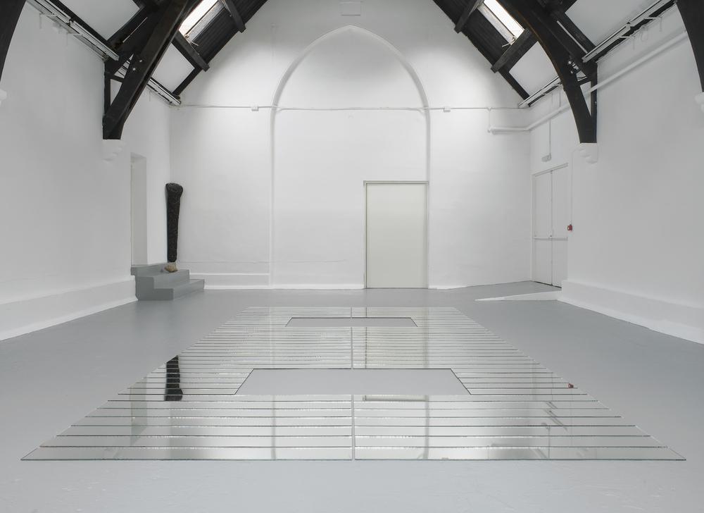 Installation view Studio Voltaire, London 2011