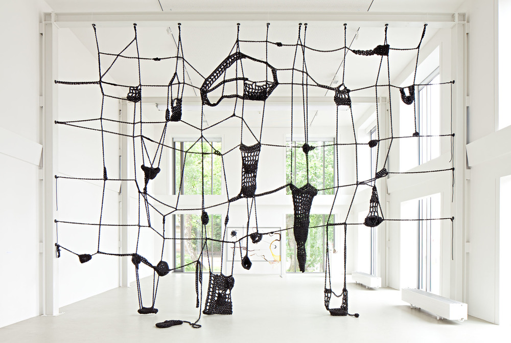 Installation view  Arthur Boskamp Stiftung, Hohenlockstedt  2011