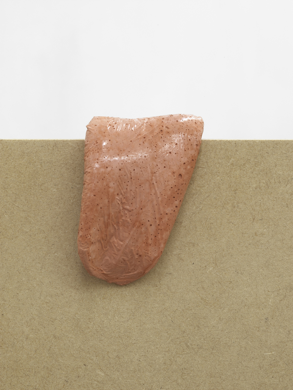 analogue series (tongue) 2013 Concrete 8.5 x 6 x 5 cm / 3.3 x 2.3 x 1.9 in