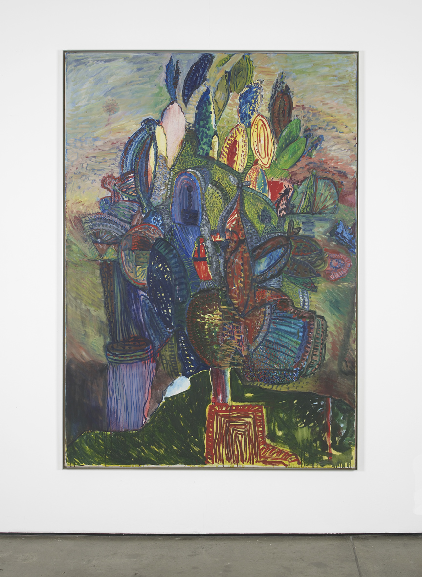 Untitled  1962  Oil on canvas   200 x 140 cm / 78.7 x 55 in