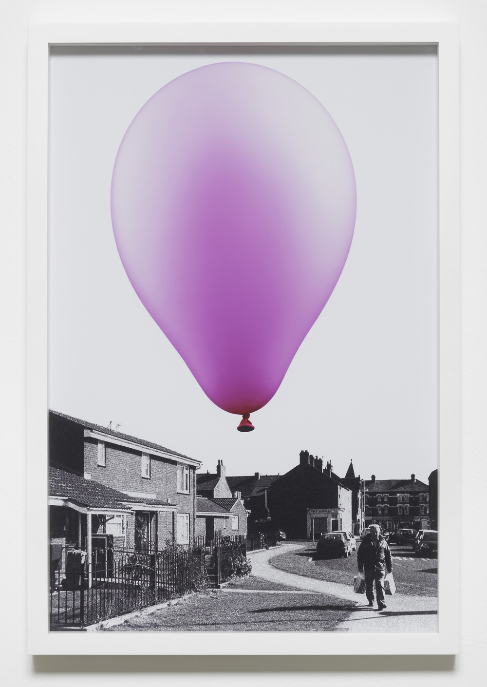 A Balloon for Britain   2012   Digital print   45 x 30 cm / 17.7 x 11.8 in