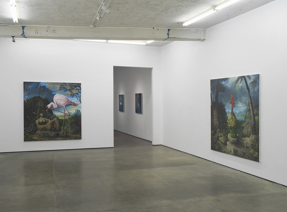 Installation View  Herald St, London