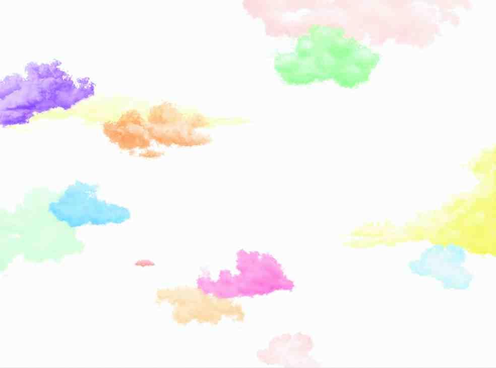Untitled (Clouds) 2011 Digital C-print 54.5 x 72 cm / 21.4 x 28.4 in framed