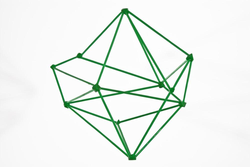 Figure 3 2007 polyurethane 80 x 100 x 70 cm
