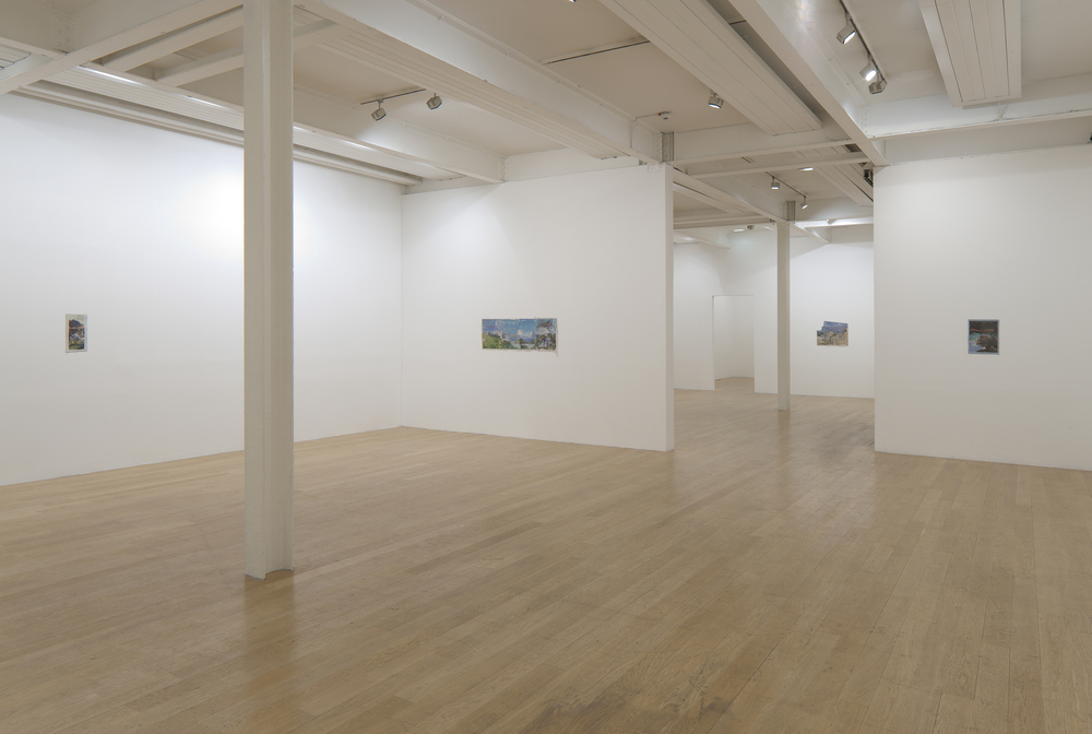 Installation view Fruitmarket Gallery, Edinburgh 2012