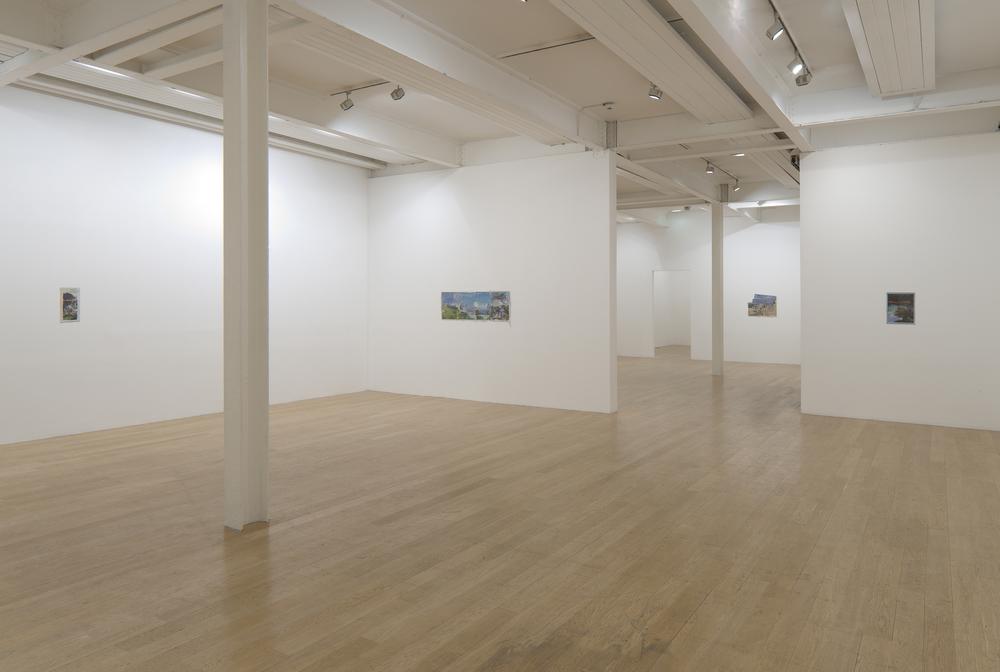 Installation view Fruitmarket Gallery, Edinburgh 2012