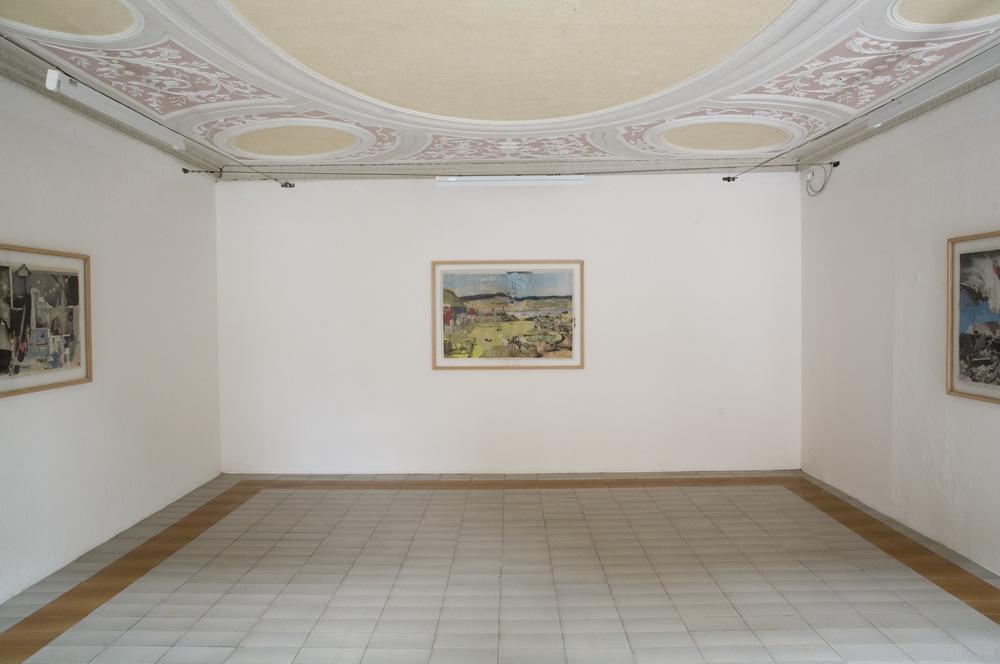 Installation view   52nd Venice Biennale   Scottish Pavilion, Venice   2007