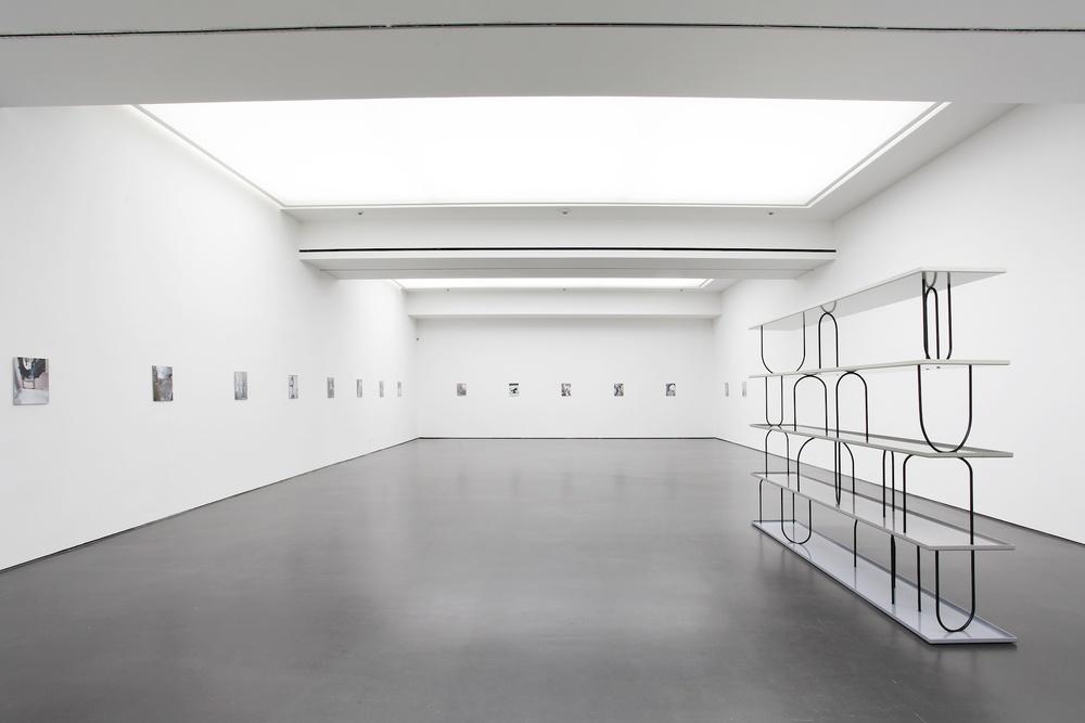 Hôtel Biron Installation view Kunstverein für die Rheinlande und Westfalen Düsseldorf, DE 2011