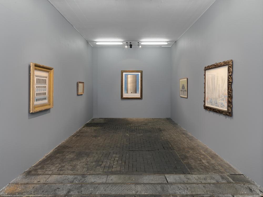 Installation View  Centre d'Art Contemporain, Geneva, CH  2013