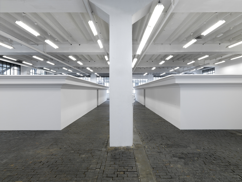 Installation View  Centre d'Art Contemporain, Geneva, CH  2013