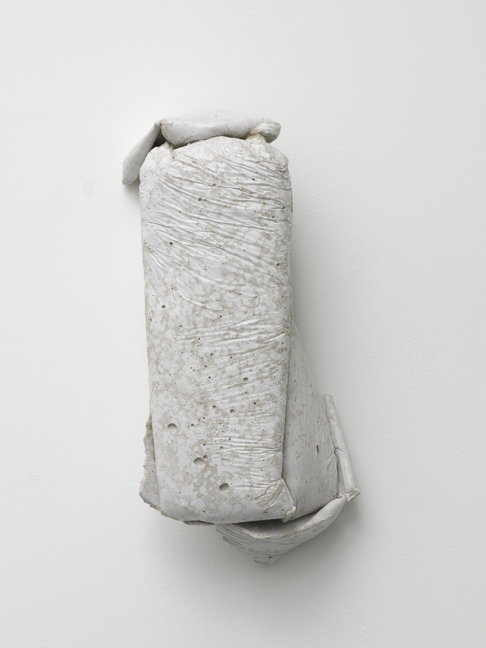 nhnhnh (Working Title)  2014 Concrete, glue 32 x 16 x 10 cm / 12.5 x 6.2 x 3.9 in
