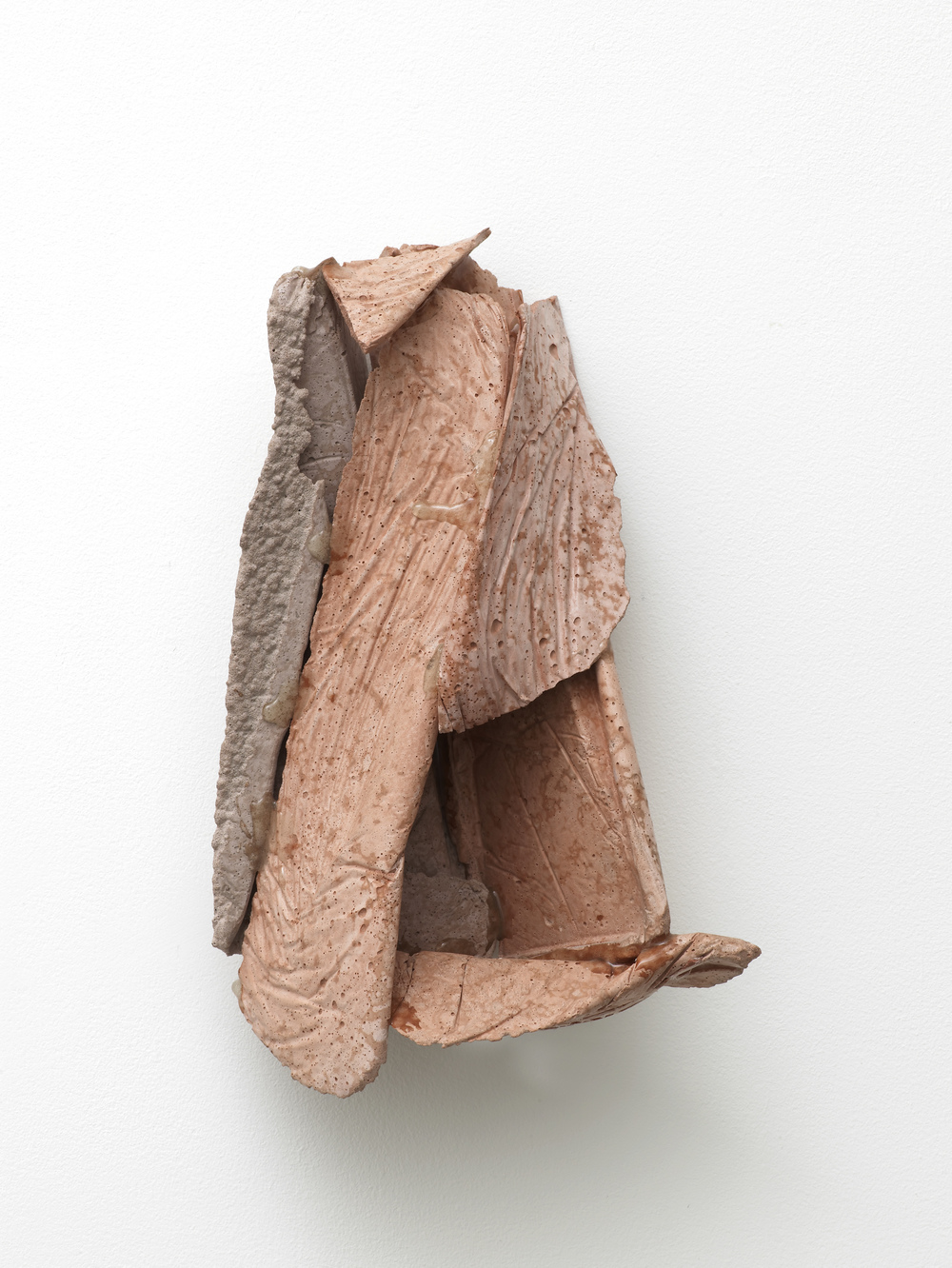 uuhnnh (Working Title) 2014 Concrete, glue 30 x 20 x 9 cm / 11.8 x 7.8 x 3.5 in