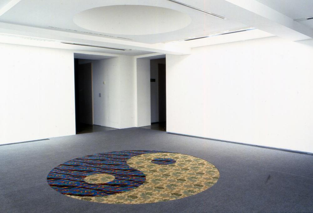 Installation view Serpentine Gallery, London 2005