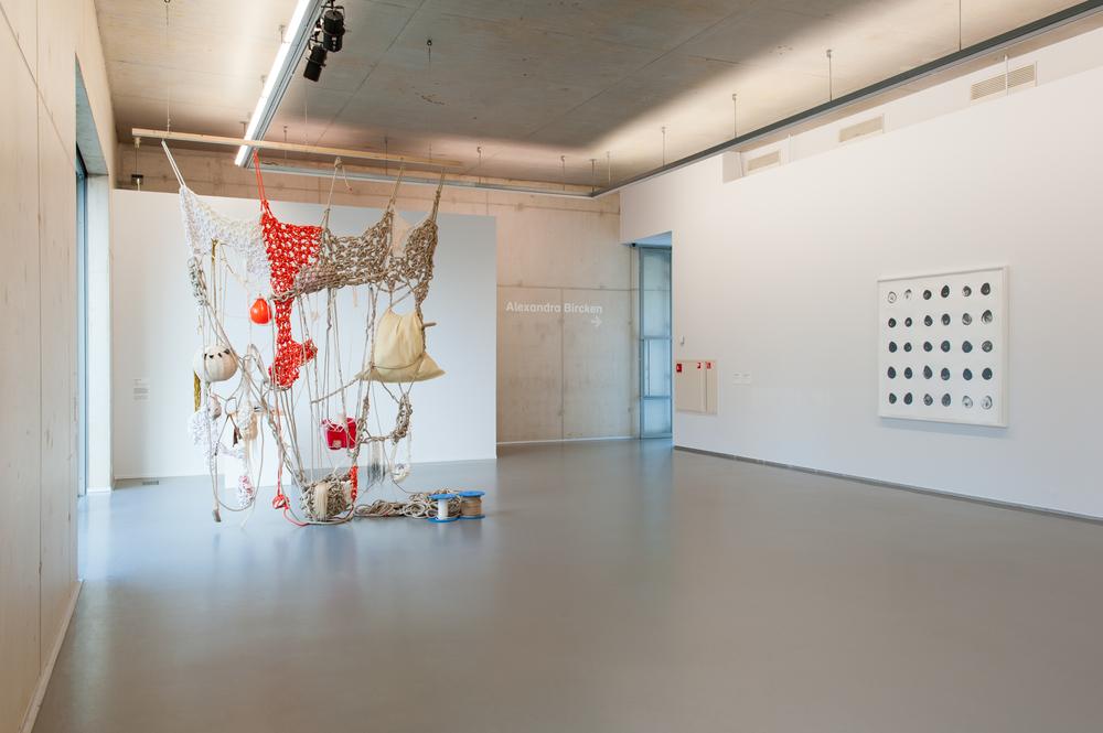 Installation View Museum Boijmans van Beuningen, Rotterdam, NL 2014