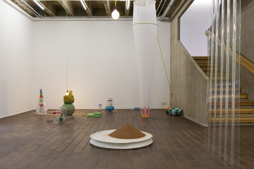 Drop  Installation view  PRAXES Center for Contemporary Art, Berlin, DE  2014