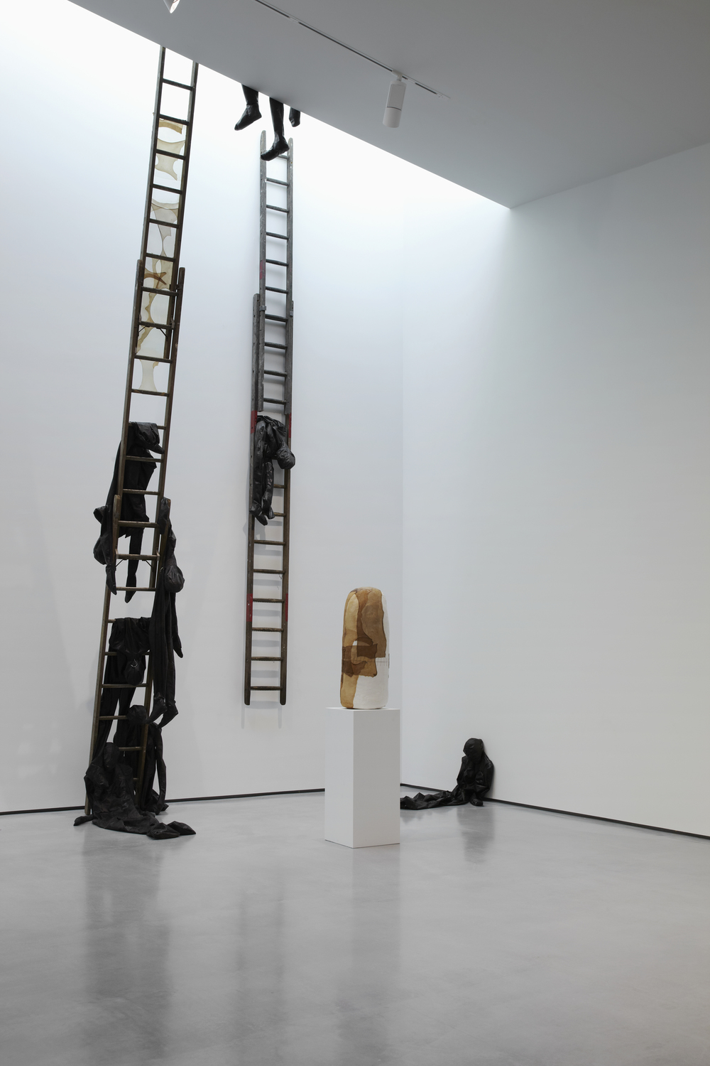 Eskalation  Installation View  The Hepworth Wakefield, Wakefield, UK  2014