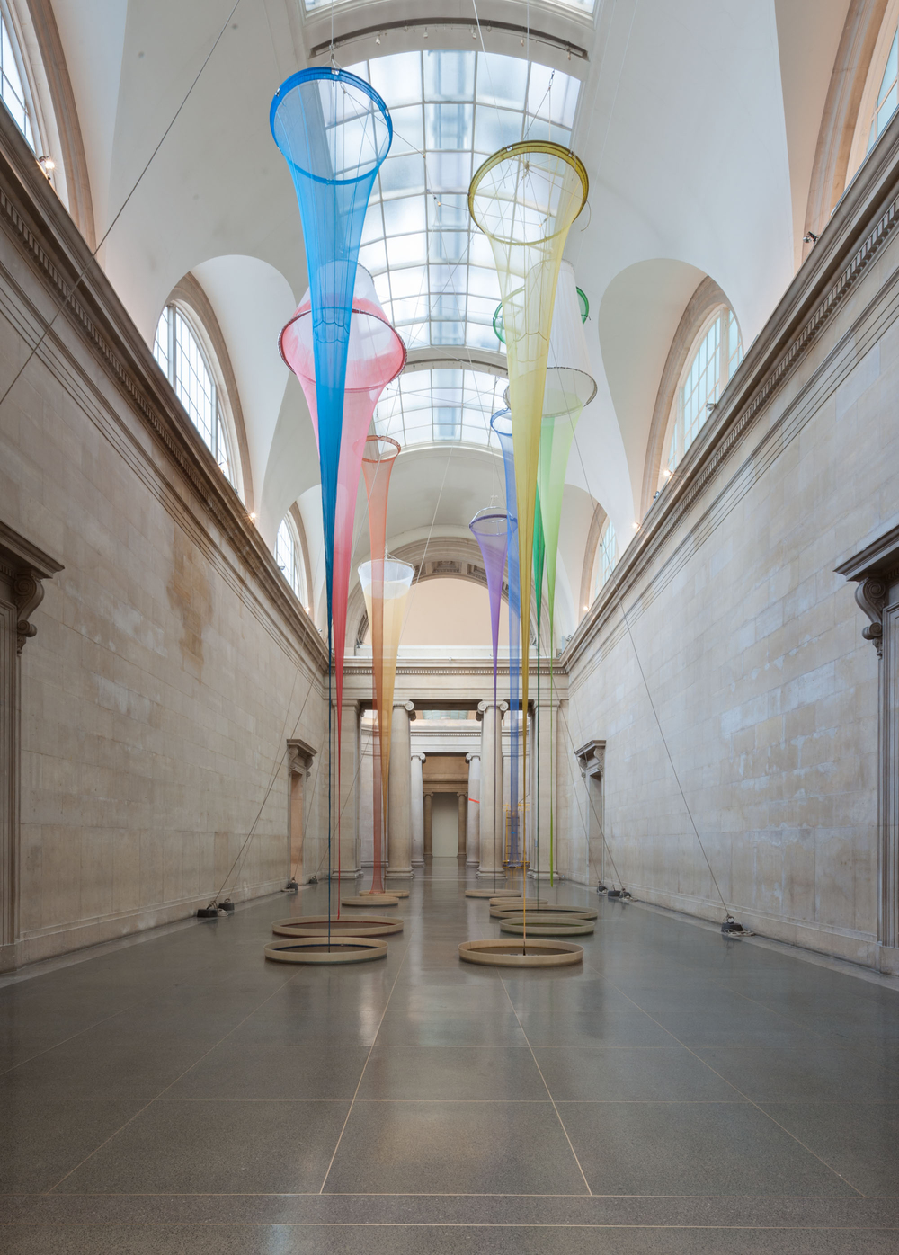 The Filters  Installation view  Tate Britain, London, UK  2015
