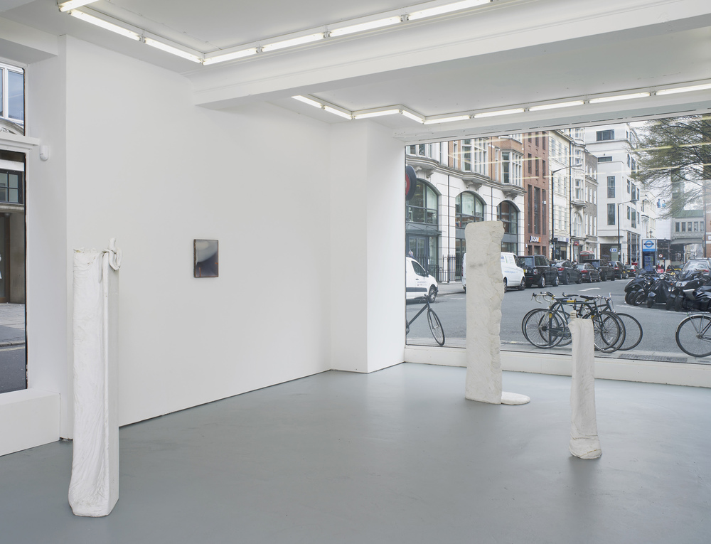 Installation view Herald St-Golden Sq, London