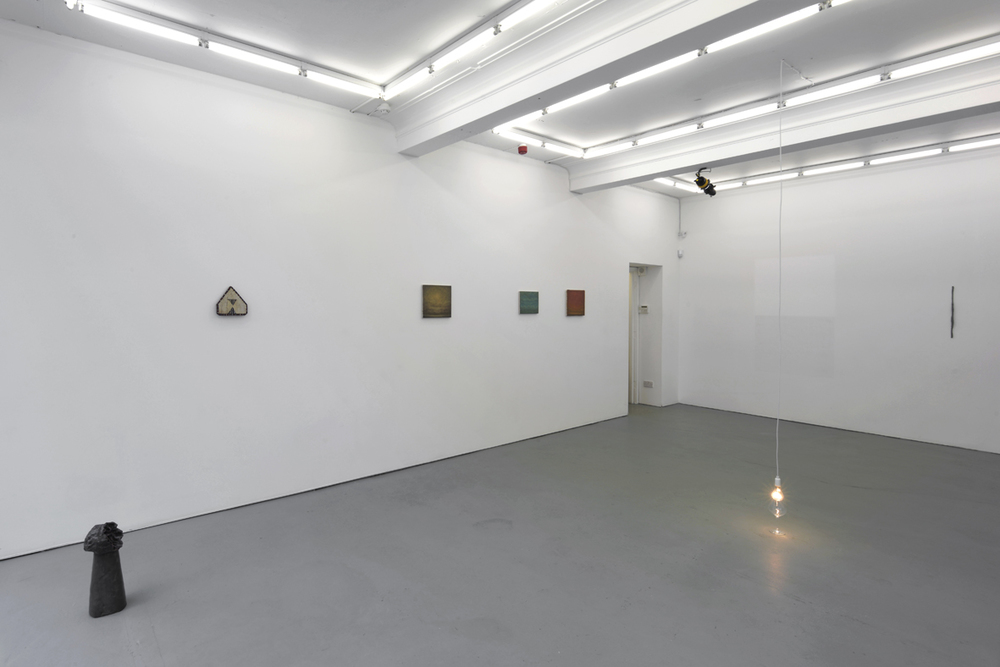 Installation view  Herald St - Golden Sq