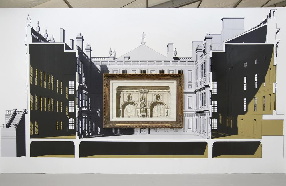 Installation view Frieze London 2015