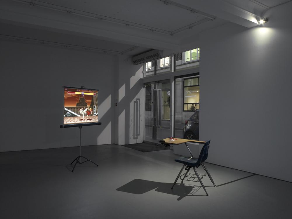 Imagination Station (Procedural Rhetoric) 2015 Installation View Herald St,Golden sq.