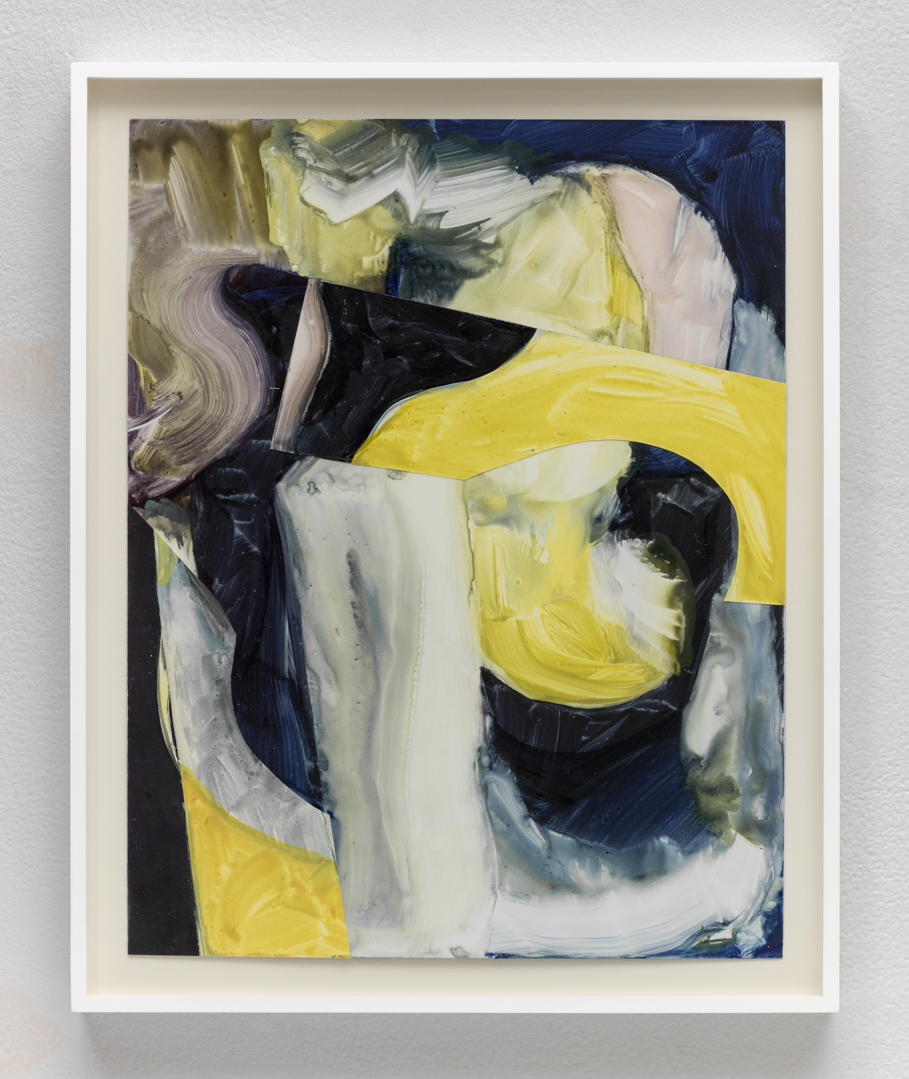 Untitled 2015 Watercolour on paper 35.6 x 27.9 cm framed: 40 x 32.4 x 3.2 cm