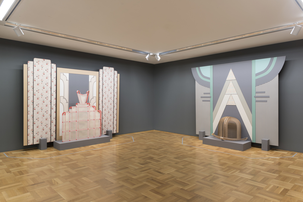 Installation View Chicago Works MCA, Chicago, US 2016