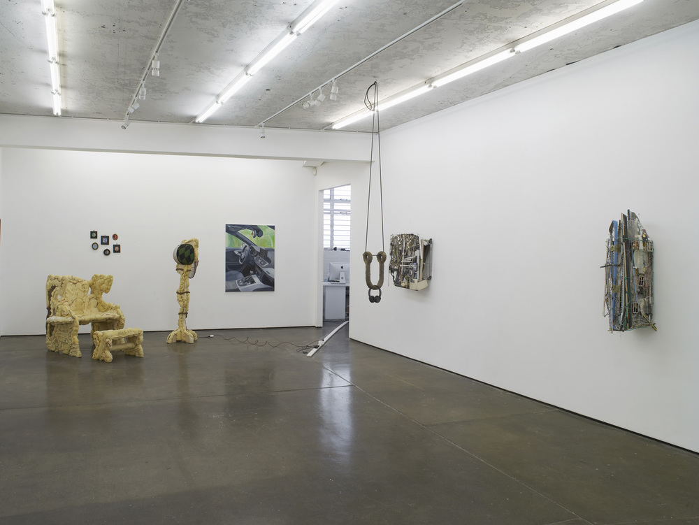 Bloody Life Installation View Herald St 2016
