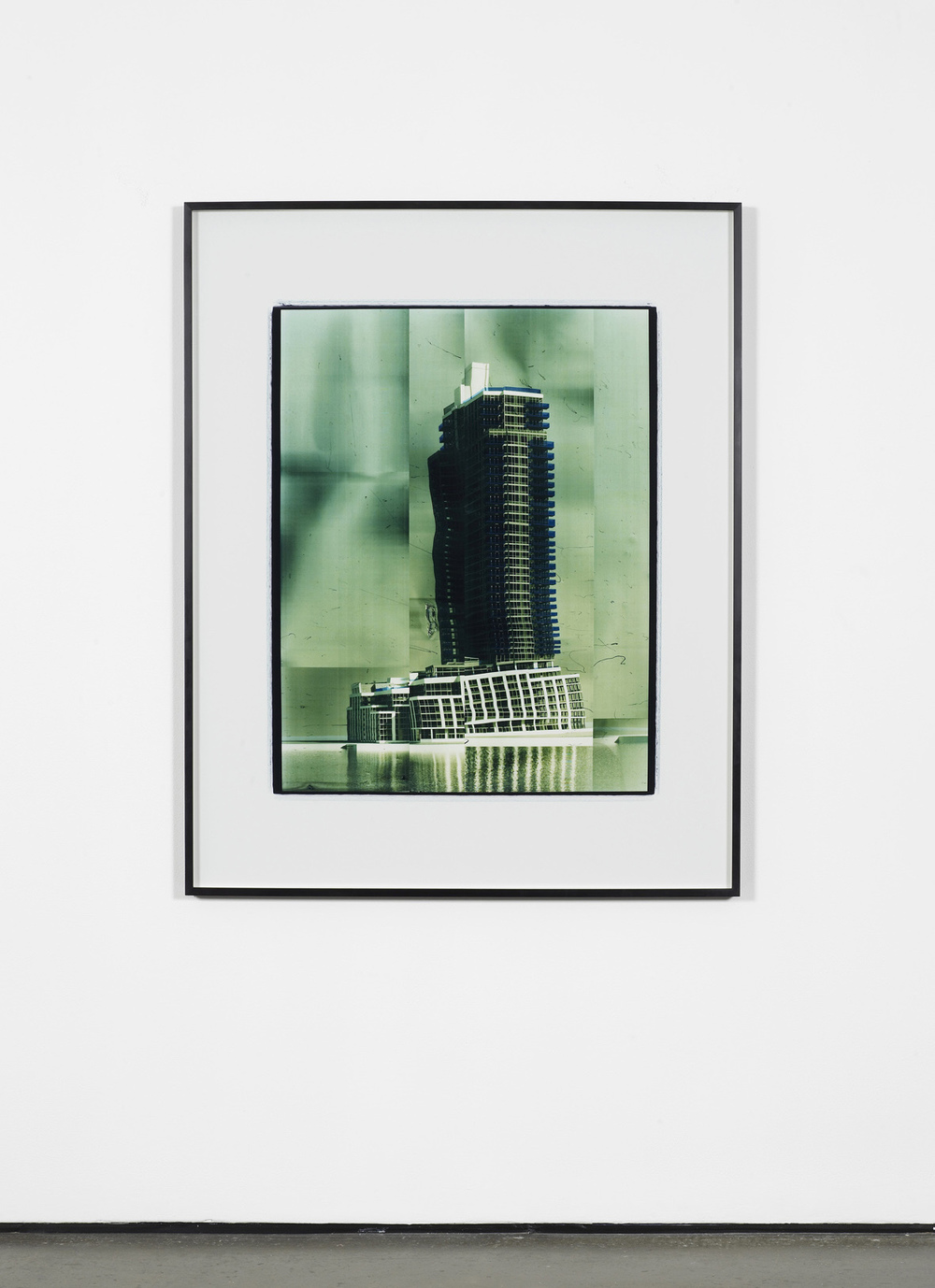 Nick Relph Paris 2016 C-print 127 x 101.6 cm / 50 x 40 in
