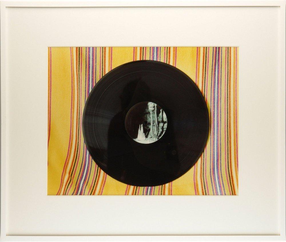 Target Record c-print, framed 2005 35 x 45 cm 1/5 + 2 AP
