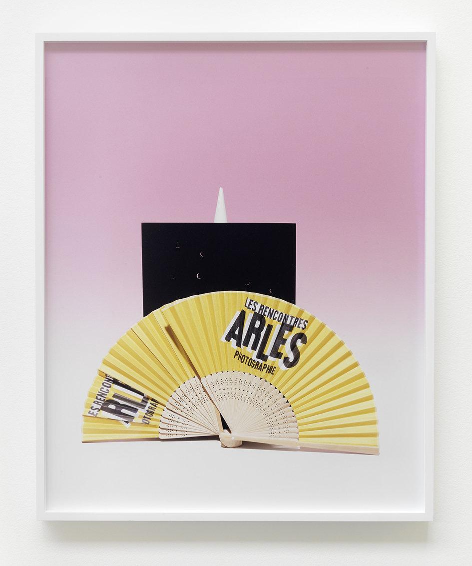 Arles c-print, framed 2012 72.5 x 59 cm 3/5 + 2AP