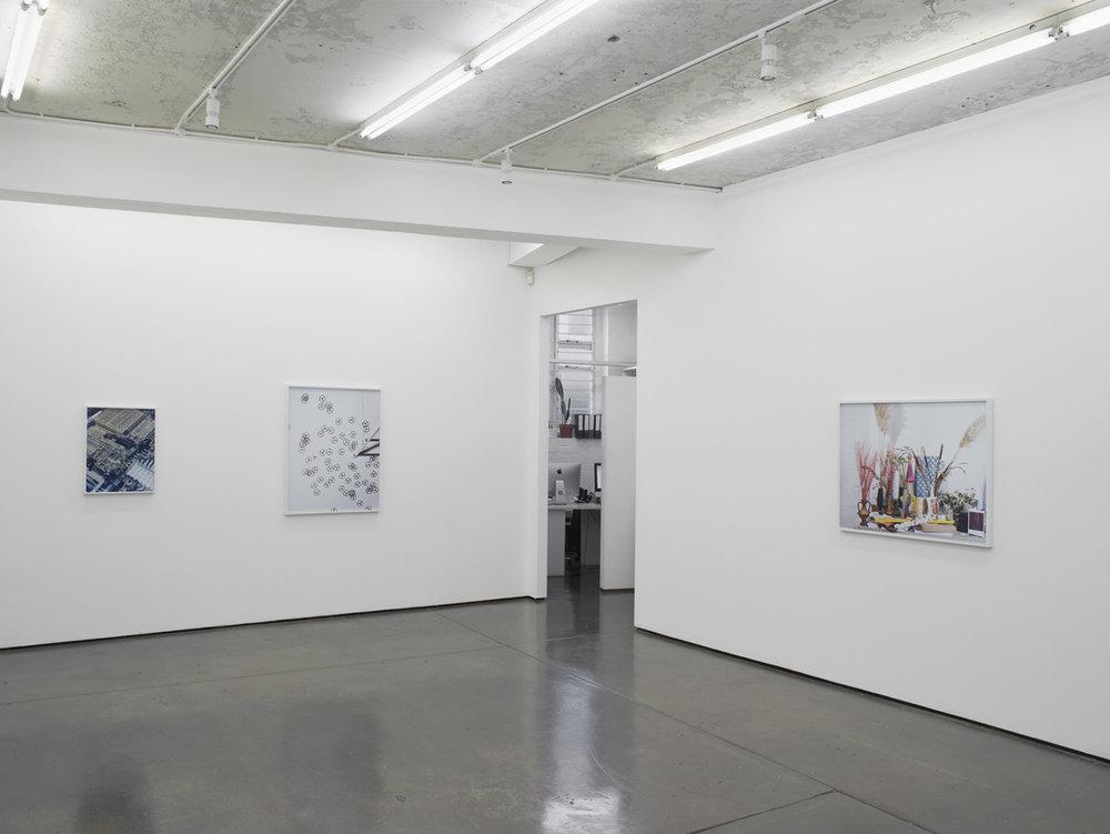 Annette Kelm Installation View Herald St, London 2016