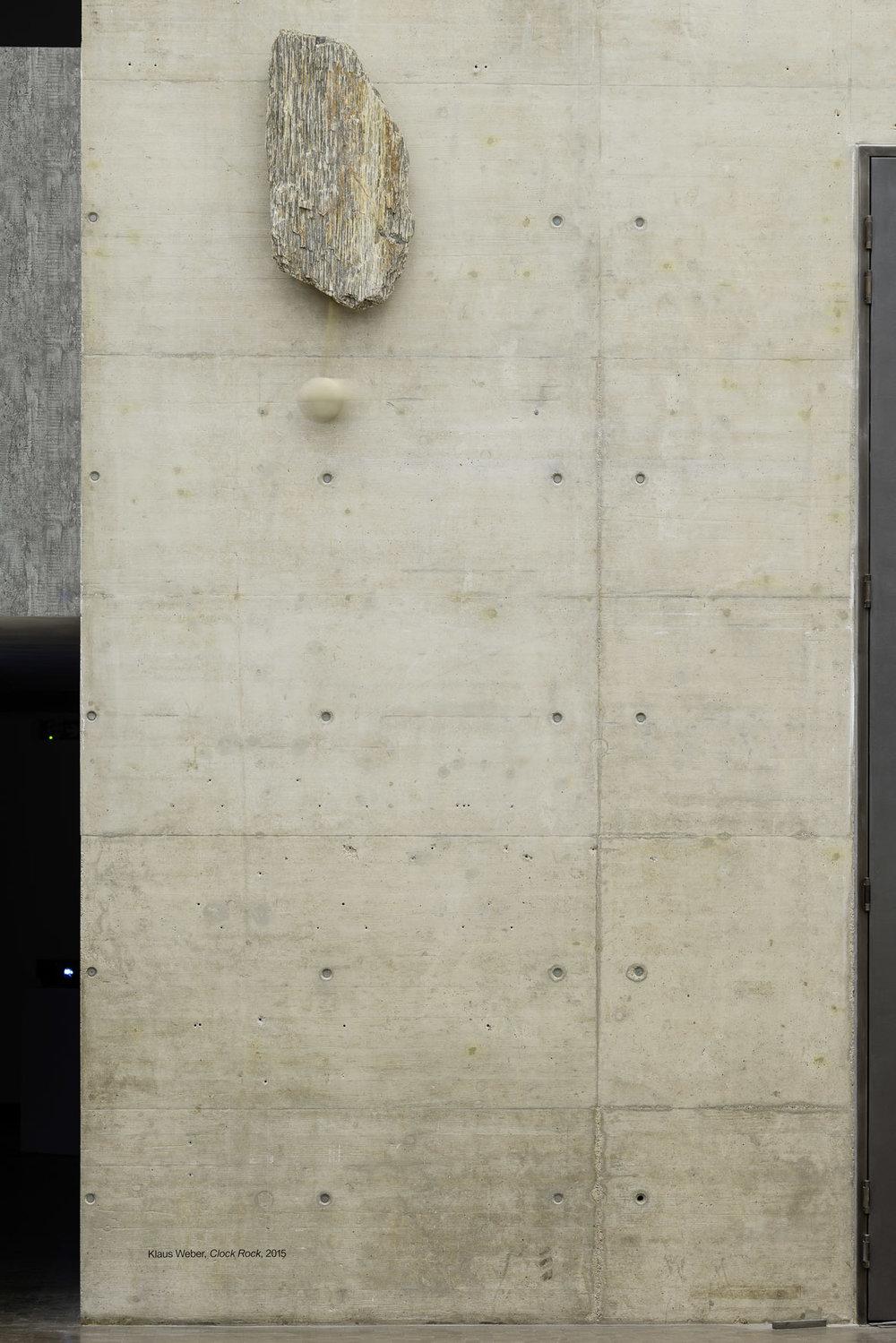 Béton  Installation View  Kunsthalle Wien  2016