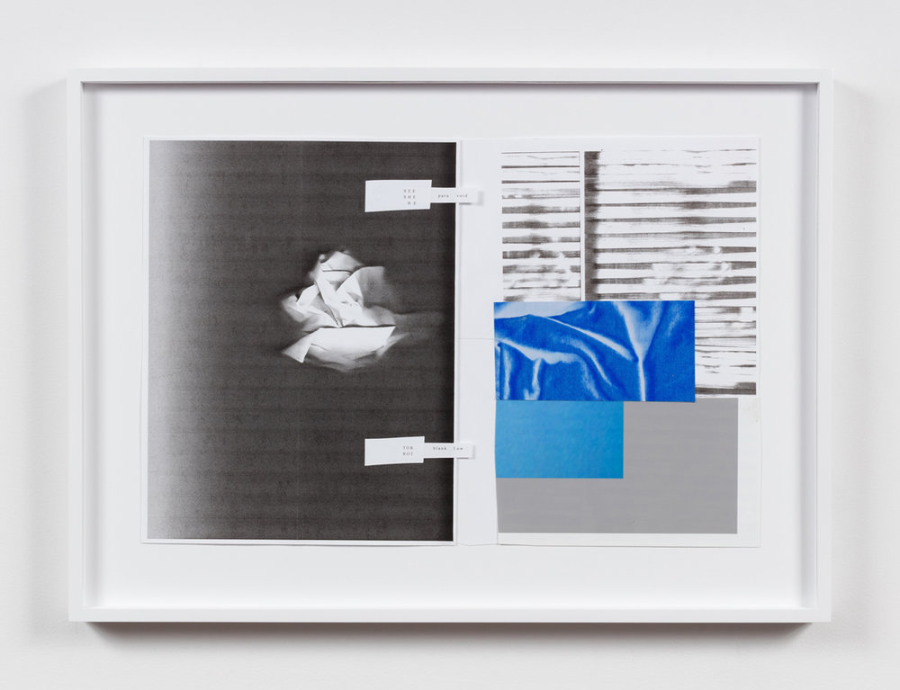 Josh Brand Installation View Misako and Rosen, Tokyo, JP 2016