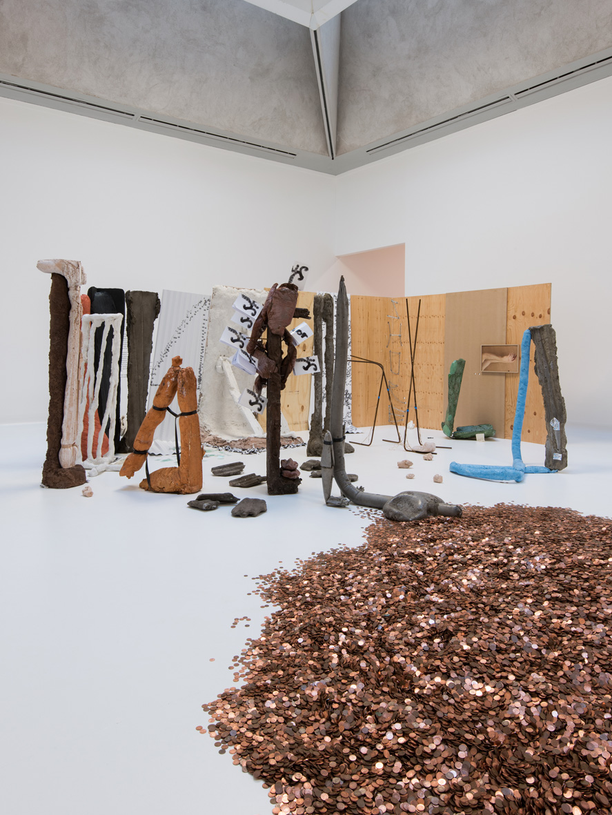 Turner Prize Installation View Tate Britain, London 2016