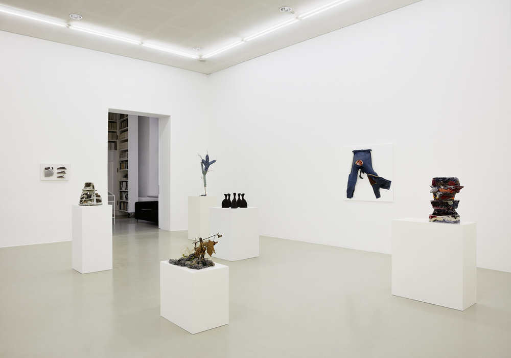 STRETCH Installation View Kunstverein Hannover, Hannover, DE 2016
