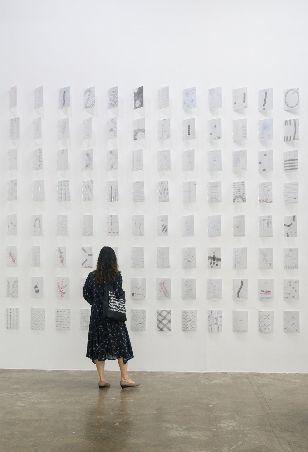 Installation View  Joy in Paperwork  Gwangju Biennale, Gwangju, KR  2016