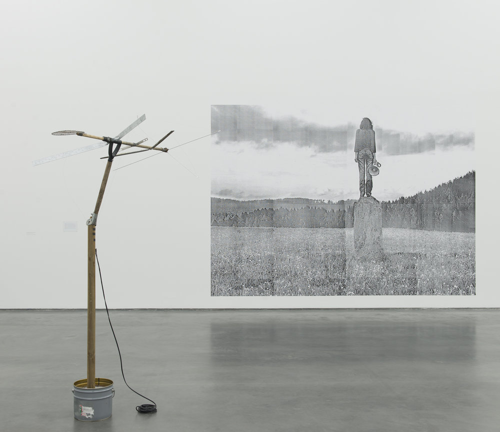 Installation View  Amalia Pica  Musuem of Contemporary Art, Chicago, US  2013