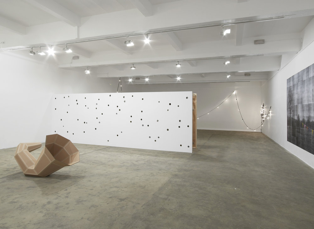 Installation View  Amalia Pica  Chisenhale Gallery, London, UK  2012
