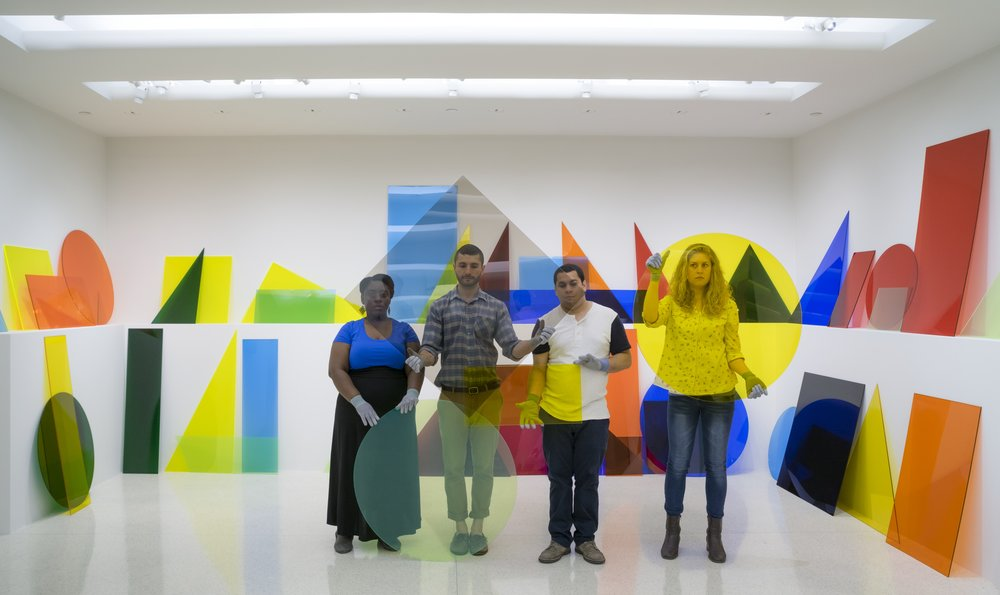 Under the Same Sun: Art from Latin America Today   Installation View  Solomon R. Guggenheim Museum, New York, US  2014