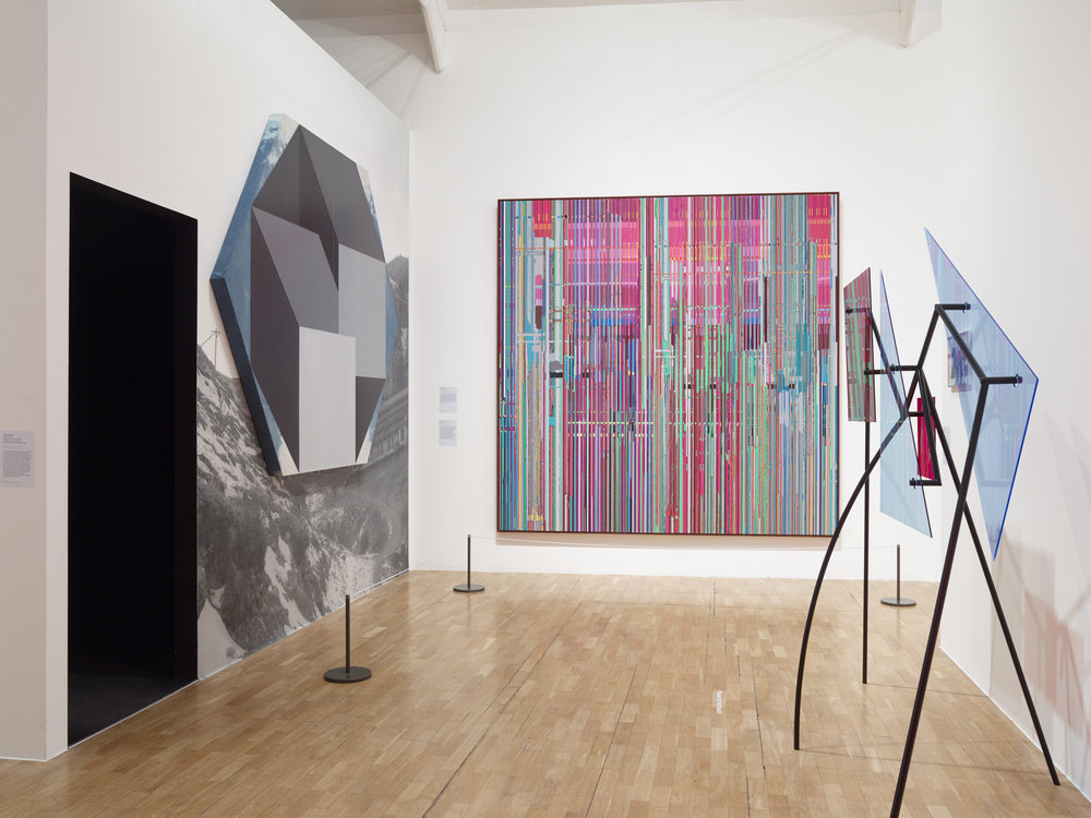 Installation View  Adventures of the Black Square  Whitechapel Gallery, London, UK  2015