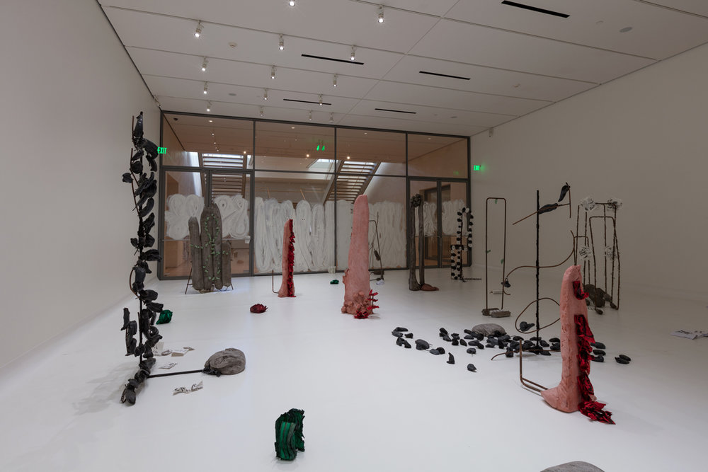 Lost True Leaves Installation View Nasher Sculpture Center, Dallas, US 2016